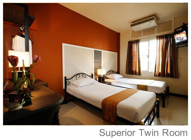 Отель Rambuttri_Village Superior Twin