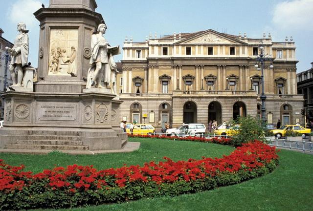 Театр ла Скала La Scala
