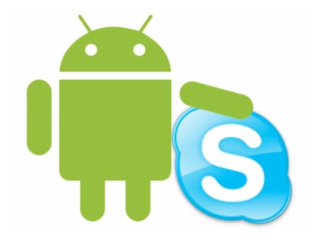 android для skype