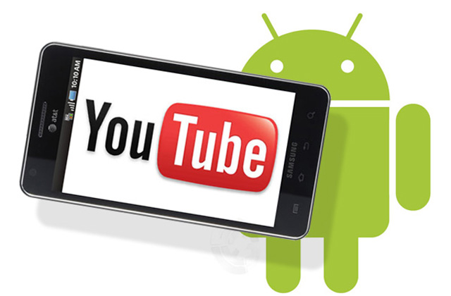 youtube для android