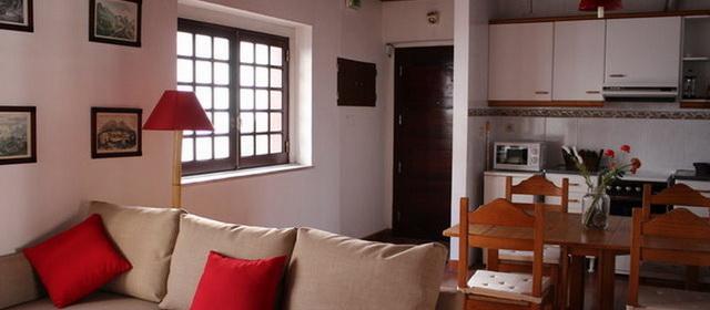 Casas da Biquinha Апартаменты Seteais в Синтра. Холл