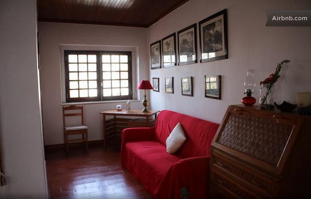 Casas da Biquinha Апартаменты Seteais в Синтра. Рабочий кабинет