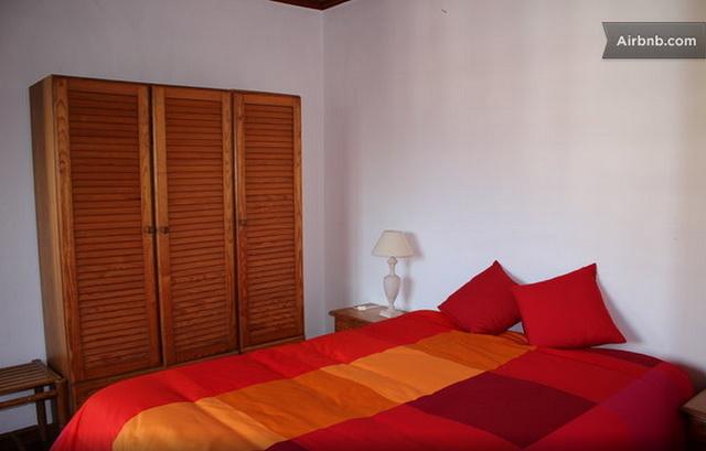 Casas da Biquinha Апартаментыt Seteais в Синтра. Спальня