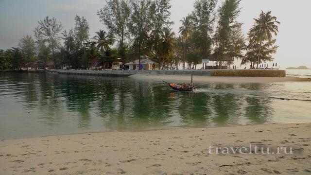 Ко Чанг пляж Чайчет залив