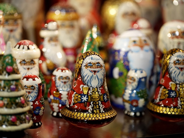 Рождественские базары в Европе