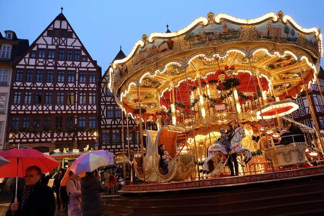 Рождество во Франкфурте