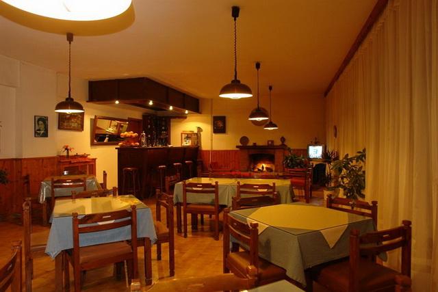 Завтраки в отеле  Hercules Олимпия