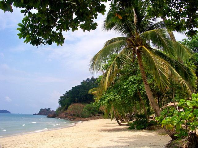 Северная часть Lonely beach