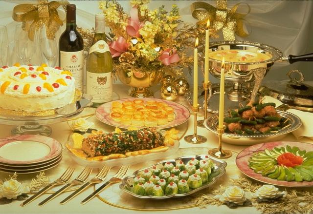 Что подать к новогоднему столу 2015