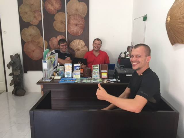 Команда Satang.ru Co. Ltd