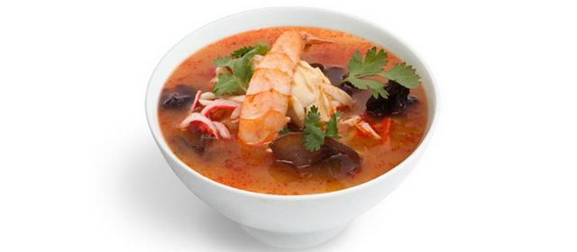 Рецепт суп Том Ям