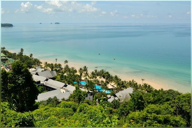 Уайт сенд бич (White sand beach) Ко Чанг