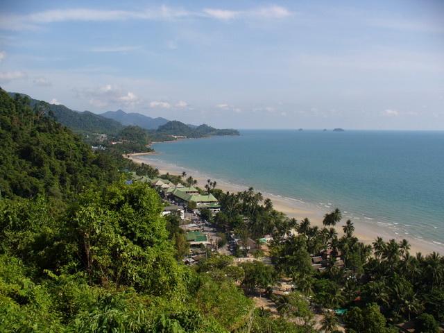 Пляж Klong Prao Beach
