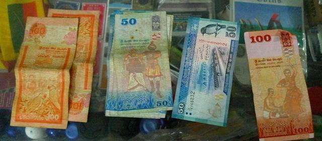 Шри Ланка дньги