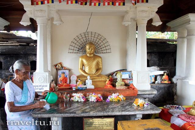 Советы туристам Шри-Ланка. Храмы