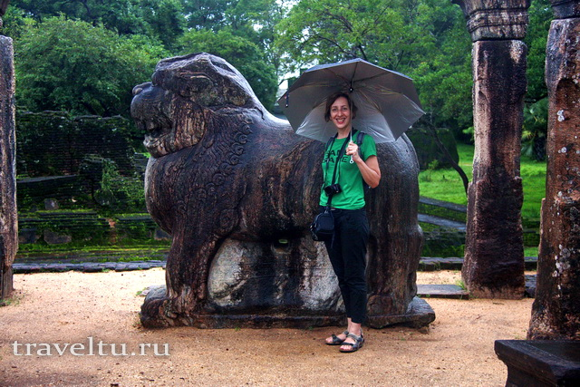 Советы туристам. Дожди на Шри-Ланке