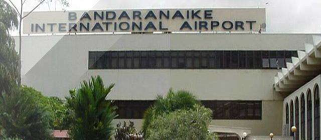 аэропорт Бандаранайке