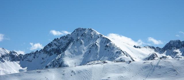 Андорра горы Пиренеи