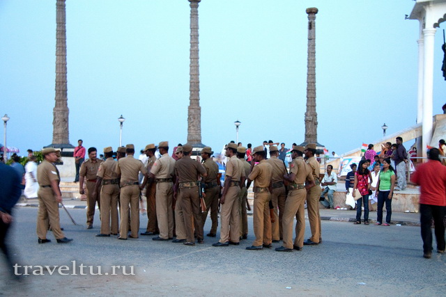 Безопасность в Индии. Полезные советы