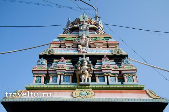 Храмы в Индии. Полезные советы