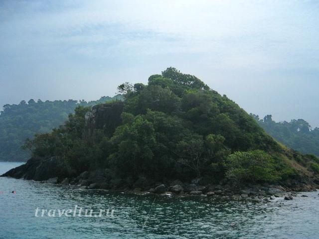 Островок вблизи Ко Чанга