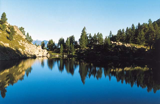 Озеро Морено