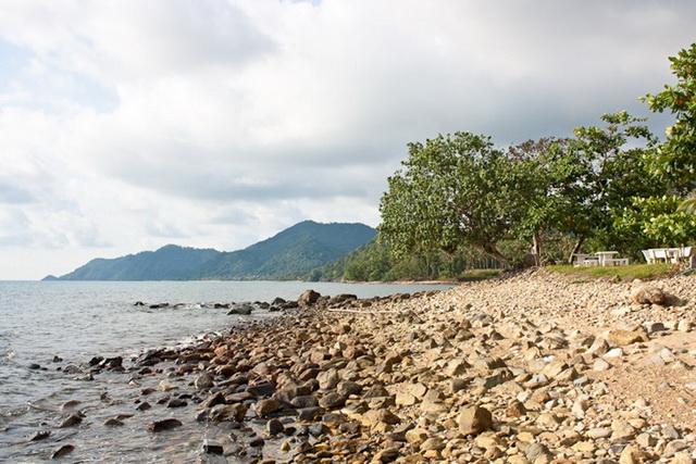 Пляж Perl beach