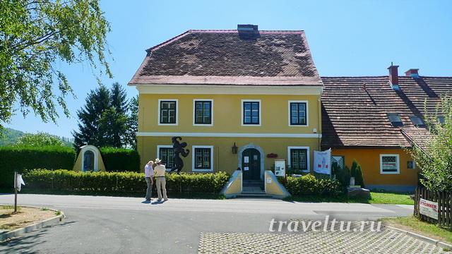 Музей Арнольда Шварценеггера в Таль Граце