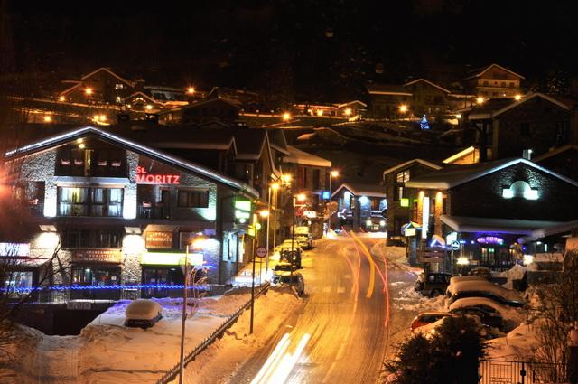 Ночная жизнь в Валлнорд