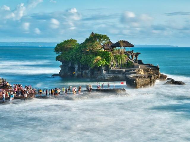 Бали храм Танах Лот
