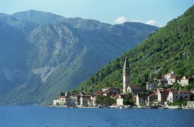 Черногория. Входила в Югославию