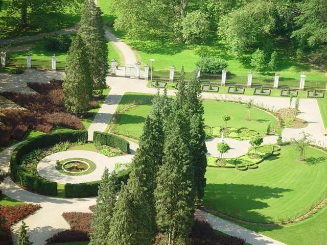 Эггенберг парк