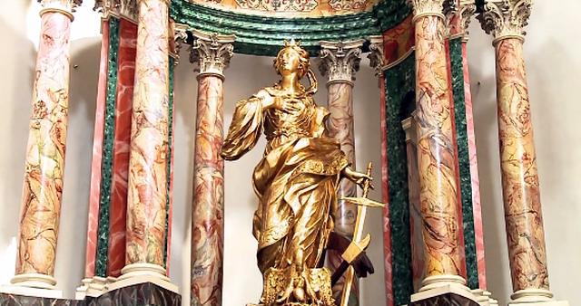 Мавзолей-Фердинанда-II-в-Граце 5