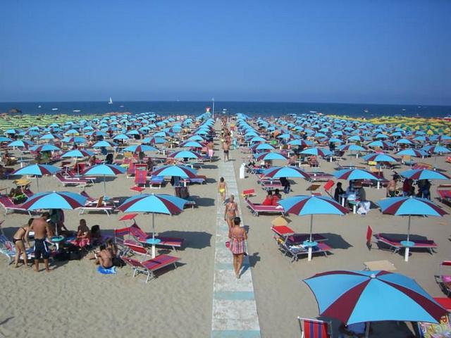 Пляж Ривабелла Rivabella