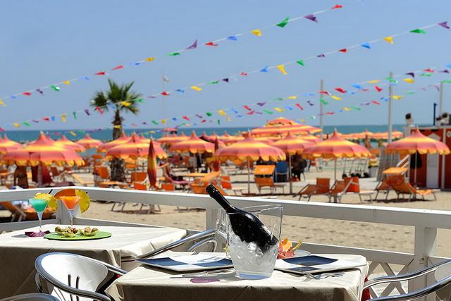 Пляж Торре Педрера Torre Pedrera