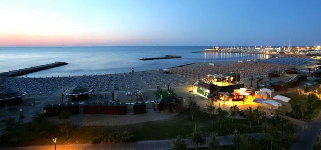 Пляжи Сан Джулиано San Giullianno