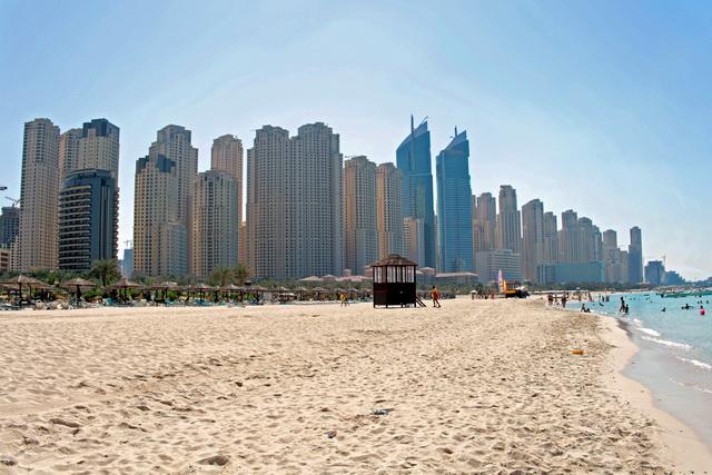 Пляж ОАЭ