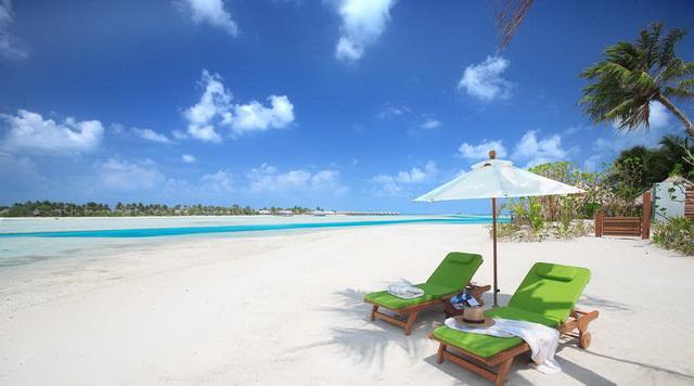 Пляжи Мальдивы