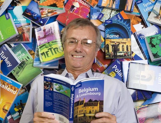 Тони Уилер - создатель Lonely Planet