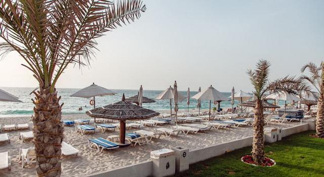 Отель Sharjah Carlton Hotel