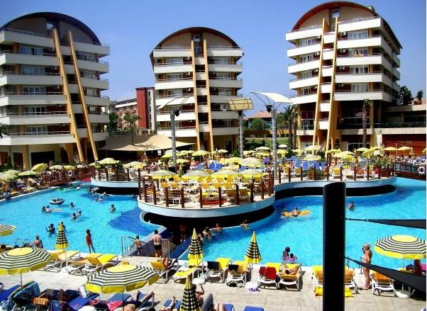 Отель Alaiye Resort & Spa Hotel