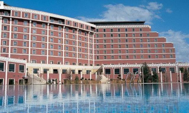 Отель Korel Thermal Resort