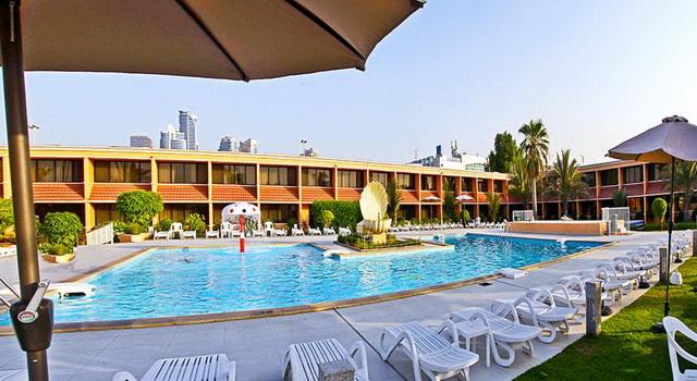 Отель Lou'lou'a Beach Resort Sharjah