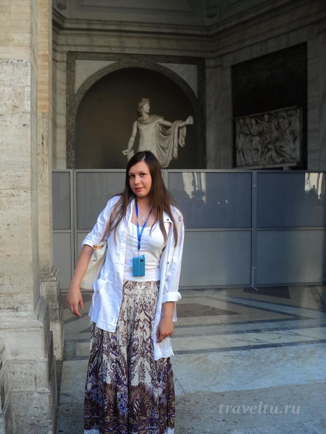 Автобусный тур по Италии