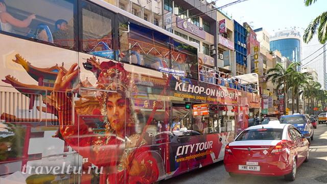 Туристический автобус Hop-On-Hop-Off