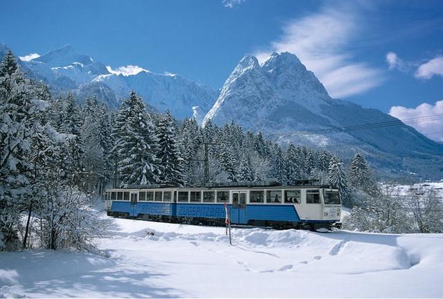 Вершина Альпшпитце