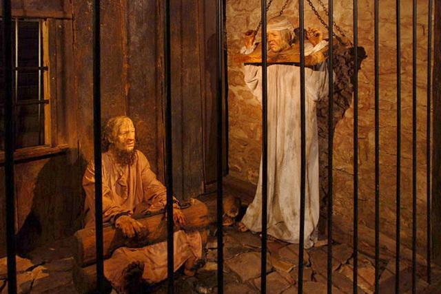 Чехия Музей пыток