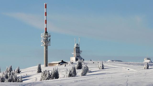 Крепостная башня Фельдберг
