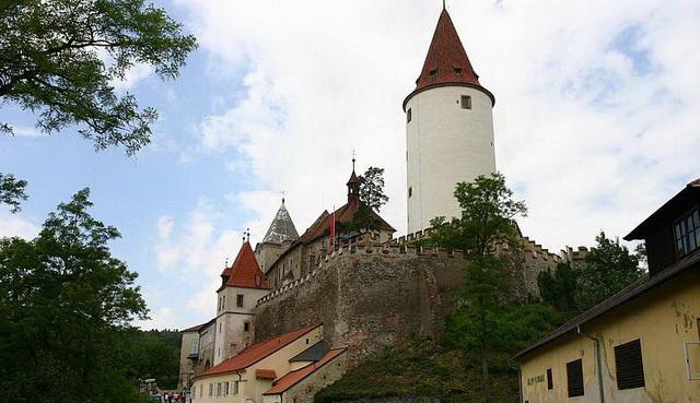 Башня Гуделка