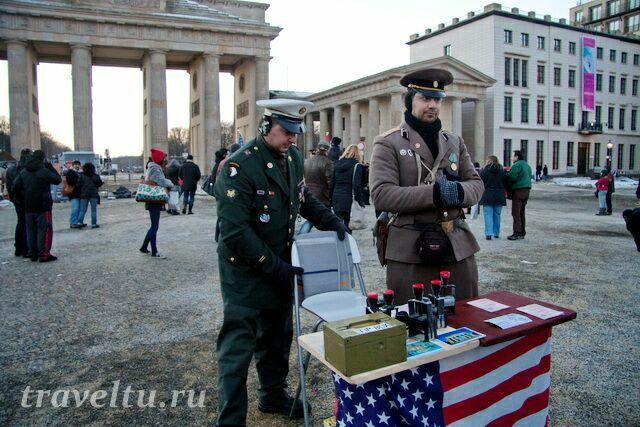 Чек пойнт Чарли у Брандербургских ворот